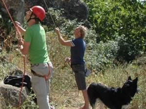 klimmen en kickbiken amfibie-treks-vancanze-sardinie